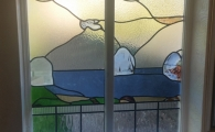 Refurbish Stained Glass, West Kirby