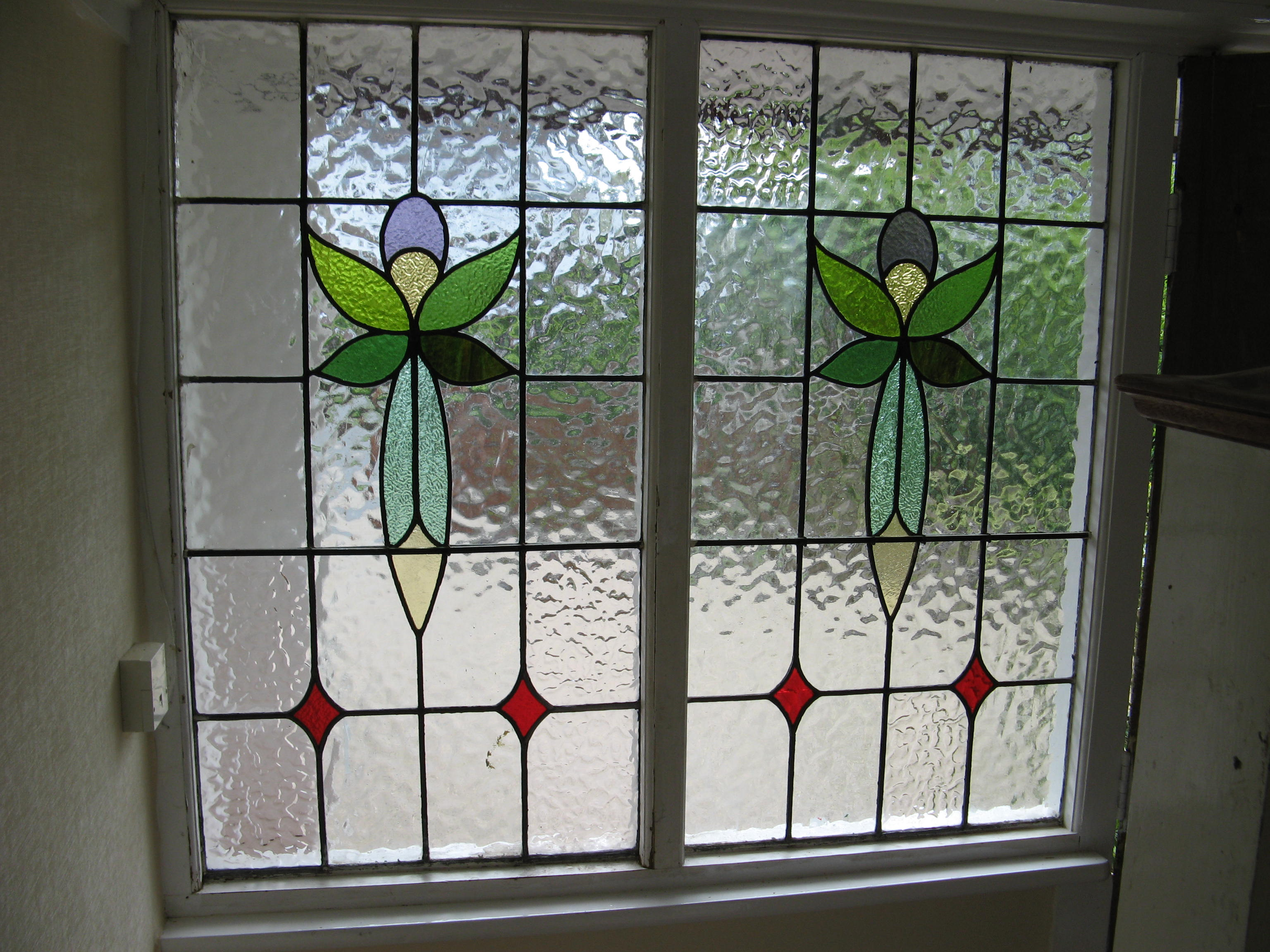 Stained glass windows repair installation and for Window glass design images