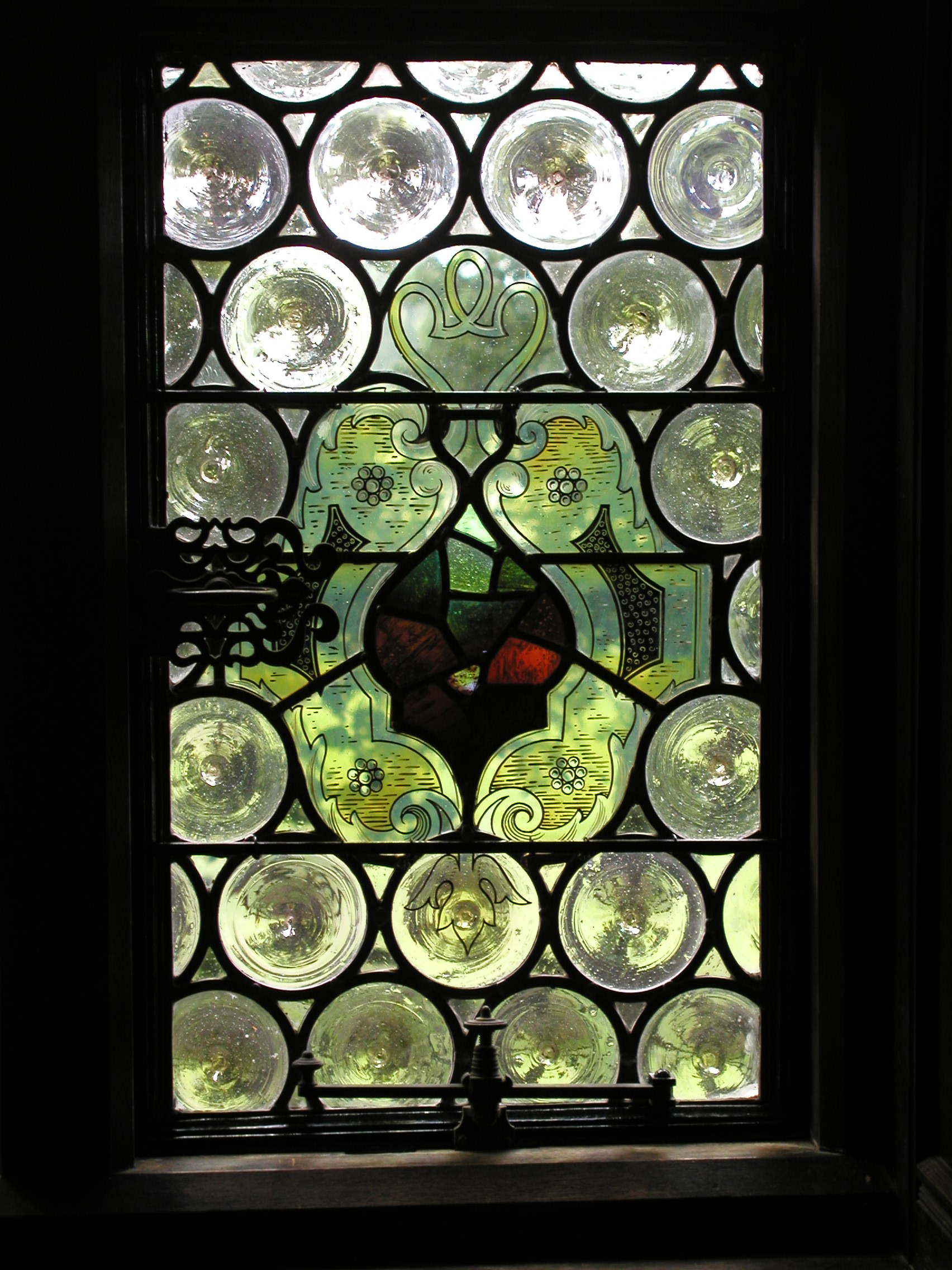Double Glass Window With Lights : Stained glass windows repair installation and