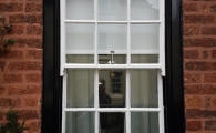 Wooden Sash Window Repair, Parkgate