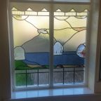 Refurbish Stained Glass Window - West Kirby