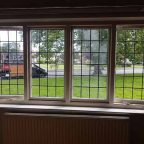 Repair Listed Leaded Window - Port Sunlight - Wirral