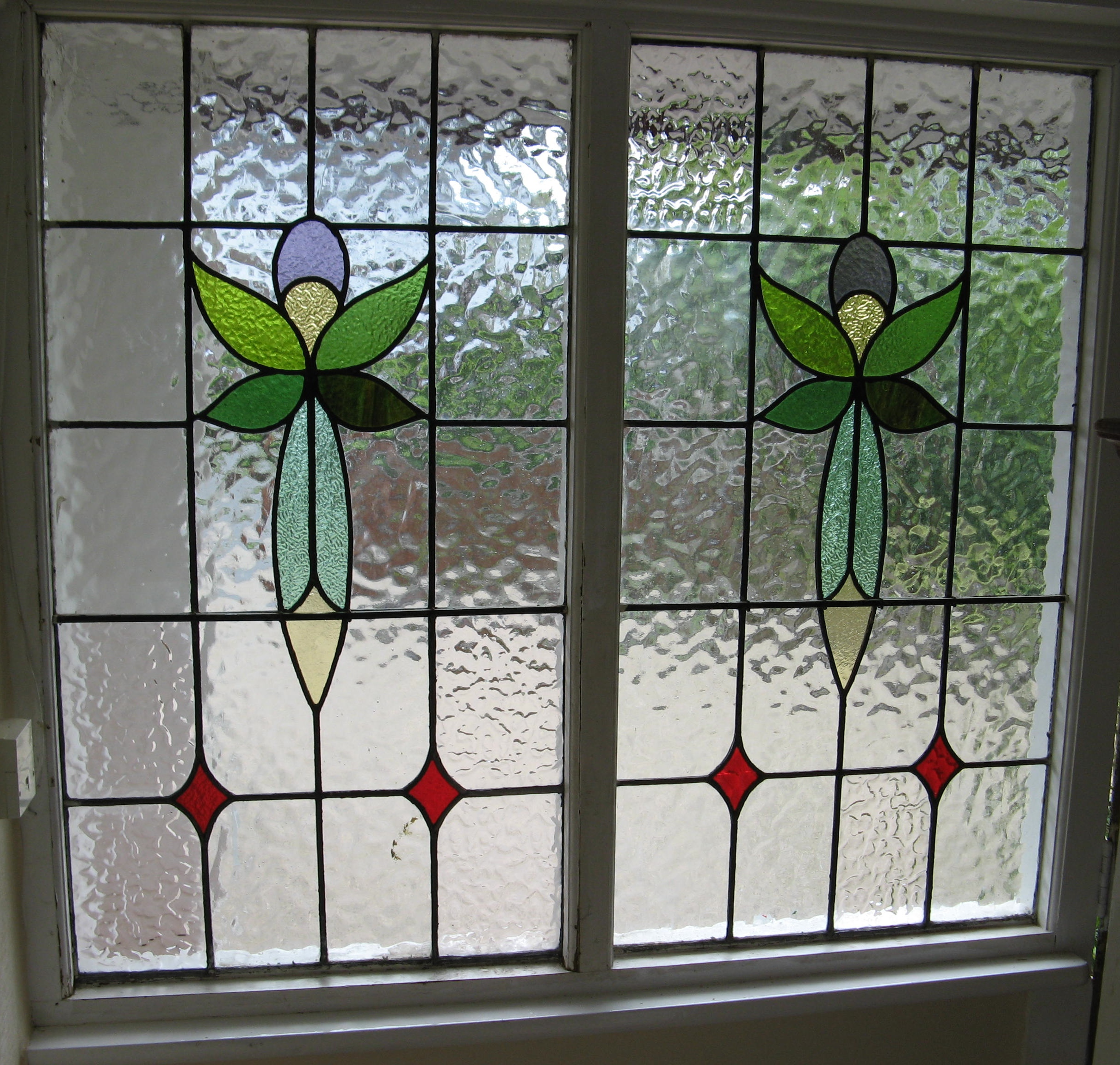 Leaded Lights And Stained Glass Window Repairs And